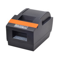 Высокое качество 58 мм Bluetooth автоматический резак Термальный чековый принтер с Ethernet и USB или Bluetooth и USB интерфейсом