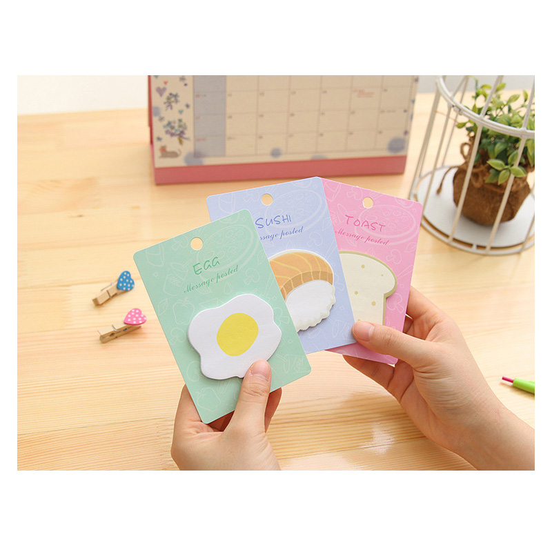 12PCS Memo Pad Kawaii De Papel Notepad Post It Folhas De Nota Cute Sticky Notes  Antique ScrapbookPapeleria Pad Notepads
