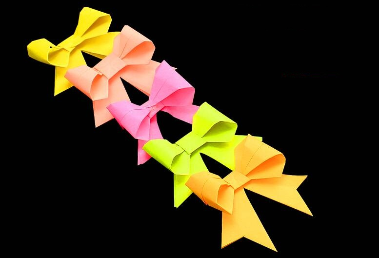 color en plegado origami papel plegado cuadrado color mezclado papel origami gra artesanal diy