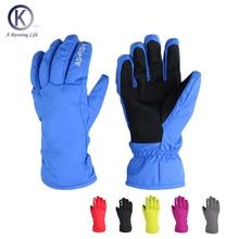 Skiing Gloves Simple Style winter gloves Men Women's Winter Gloves snowboard sport Gloves adult/children