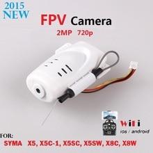 720p 2MP WiFi FPV Camera For SYMA X5C X5 X5C 1 X5SC X5SW JJRC H5C font