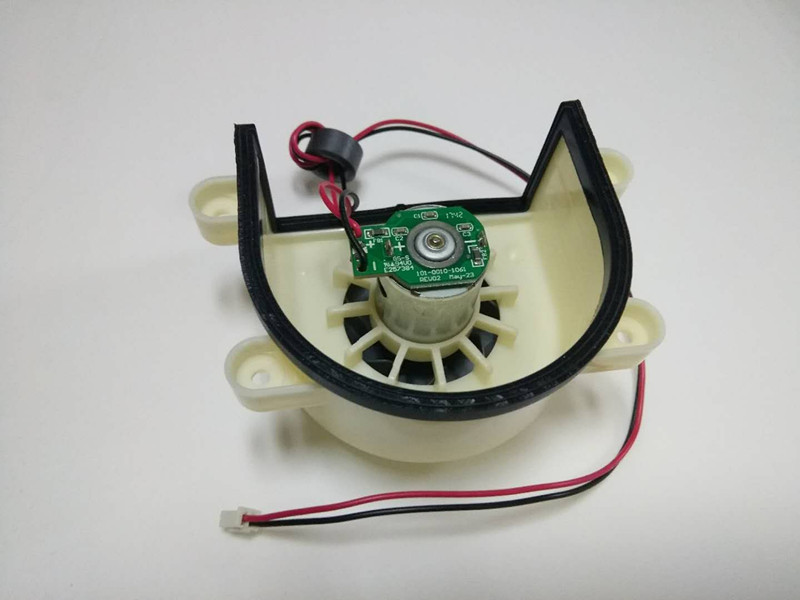 Aspirador de pó peças do motor ventilador para ilife v3s pro v3l v5 ilife v5s pro v50 x5 robô aspirador de pó motor principal ventilador