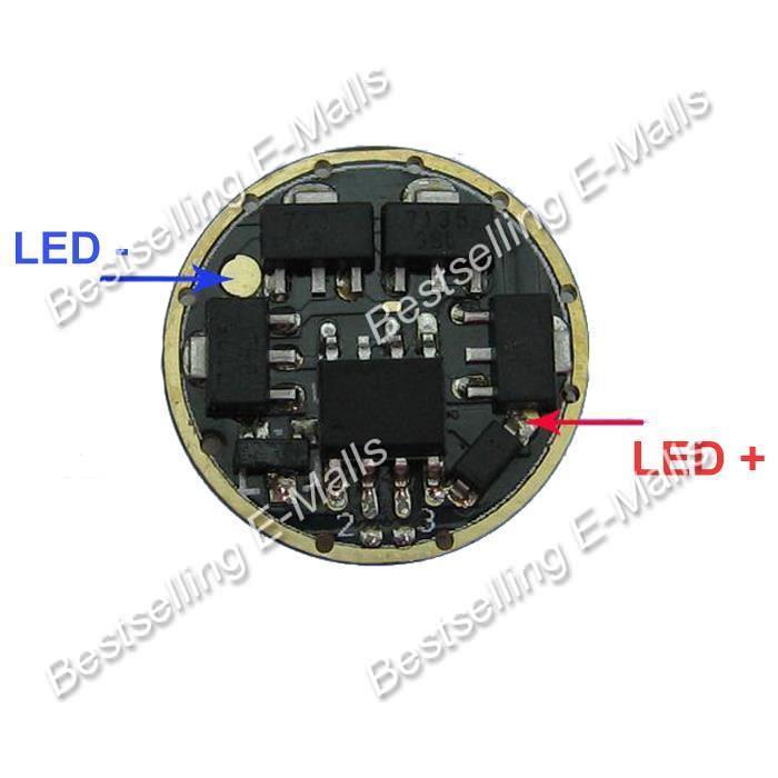 5pcs/lot 7135 x 8 Driver Board 4 Group Modes 2800mA 17mm DIY Flashlight  Circuit Board driving T6/U2/XML2 on Aliexpress.com | Alibaba Group