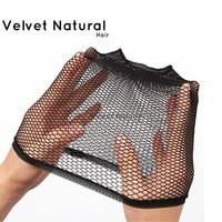 10pcs Nylon Wig Caps Hairnets Good Quality Mesh Weaving Black Wig Hair Net Making Cap Weaving