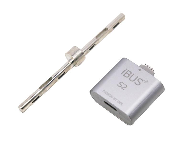 bilder für Alborado Reparatur werkzeuge iBUS S1 iBUS S2 datum kabel Unterstützung für Apple Uhr Serie 1 & 2 38mm (N74ap), 42mm (N75ap)