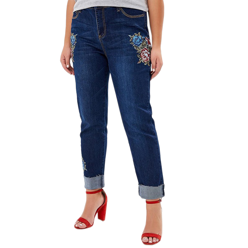 Jeans MODIS M182D00092 pants clothes apparel for female for woman TmallFS world s best trophy boss