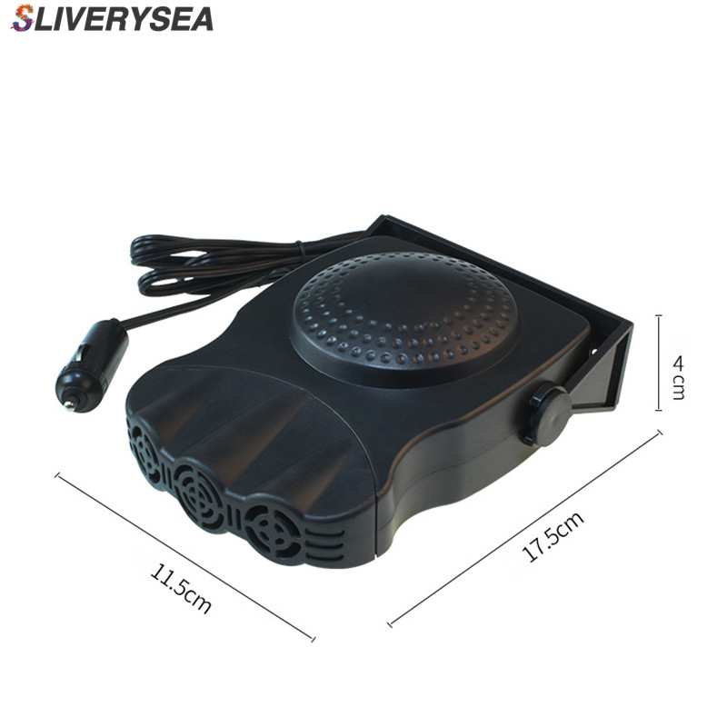 Image 5 - 3 in 1 150W Car Heater Heating Defrosting Defroster Demister 12V Auto Dryer Protable Vehicle Driving Defogger #B1162Heating & Fans   -
