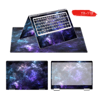 Laptop Sticker Mouse Pad Sets Skin For HP G4 246 G1 4530 8440P Compaq 516 455