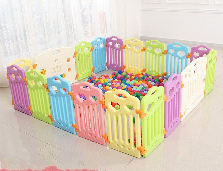 Safe Kids Baby Toddler Game Play Fence Baby Learn Walking Activity Protection Fence Environmental Baby Playpen Fence hot baby learn walking protection safe fence fashion kids baby toddler game play fence activity environmental baby playpen