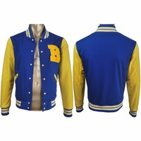 Men boys Riverdale Archibald Archie Andrews cosplay jacket coat halloween costume make up xmas birthday gift daily wear