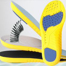 Sport orthopedic insoles for feet men women arch shock absorbing  flat orthotic insole AVBXCV