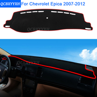 Car Styling Dashboard Protective Mat Shade Cushion Photo Phobism Pad Interior Carpet For Chevrolet Epica 2007