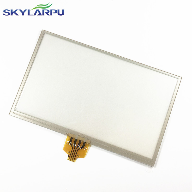 Skylarpu New 4.3-inch Touch Screen For TomTom XL N14644 Canada 310 GPS Touch Screen Digitizer Panel Replacement Free Shipping
