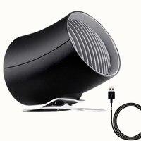 Mini USB Cooler Fan Protable Cooling Desk Fan 2 Speed Adjustable Fan Double vane Air Conditioner for Office Desktop PK Mi Fans