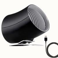 USB Mini Cooler Fan Cooling Desk Protable 2 Velocidade Do Ventilador Ajustável Duplo vane Ventilador Do Condicionador de Ar para o Escritório desktop PK Mi Fãs Vent.     -