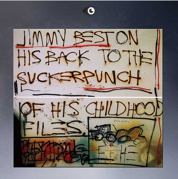 GRAFFITI ART POSTER PRAINT ON CANVAS Jimmy Best BY Famous Painter Neo Expressionism