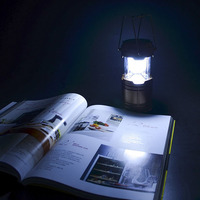 DHL Free Shipping 10pcs Portable Solar Charger Camping Lantern Lamp LED Outdoor Lighting Folding Camp Tent