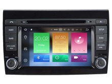 Octa(8)-Core Android 6.0 CAR DVD player FOR FIAT BRAVO car audio gps stereo head unit Multimedia navigation
