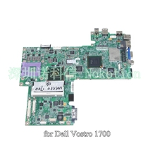 laptop motherboard for DELL Vostro 1700 1720 CN-0XT386 XT386 965GM DDR2