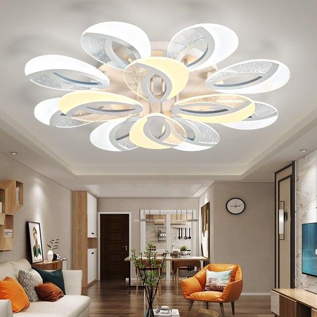 Nordic Decke lichter Neuheit post moderne wohnzimmer Leuchten schlafzimmer  gang led deckenleuchte beleuchtung AC100 240V