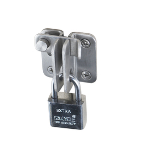 Stainless steel safety wooden