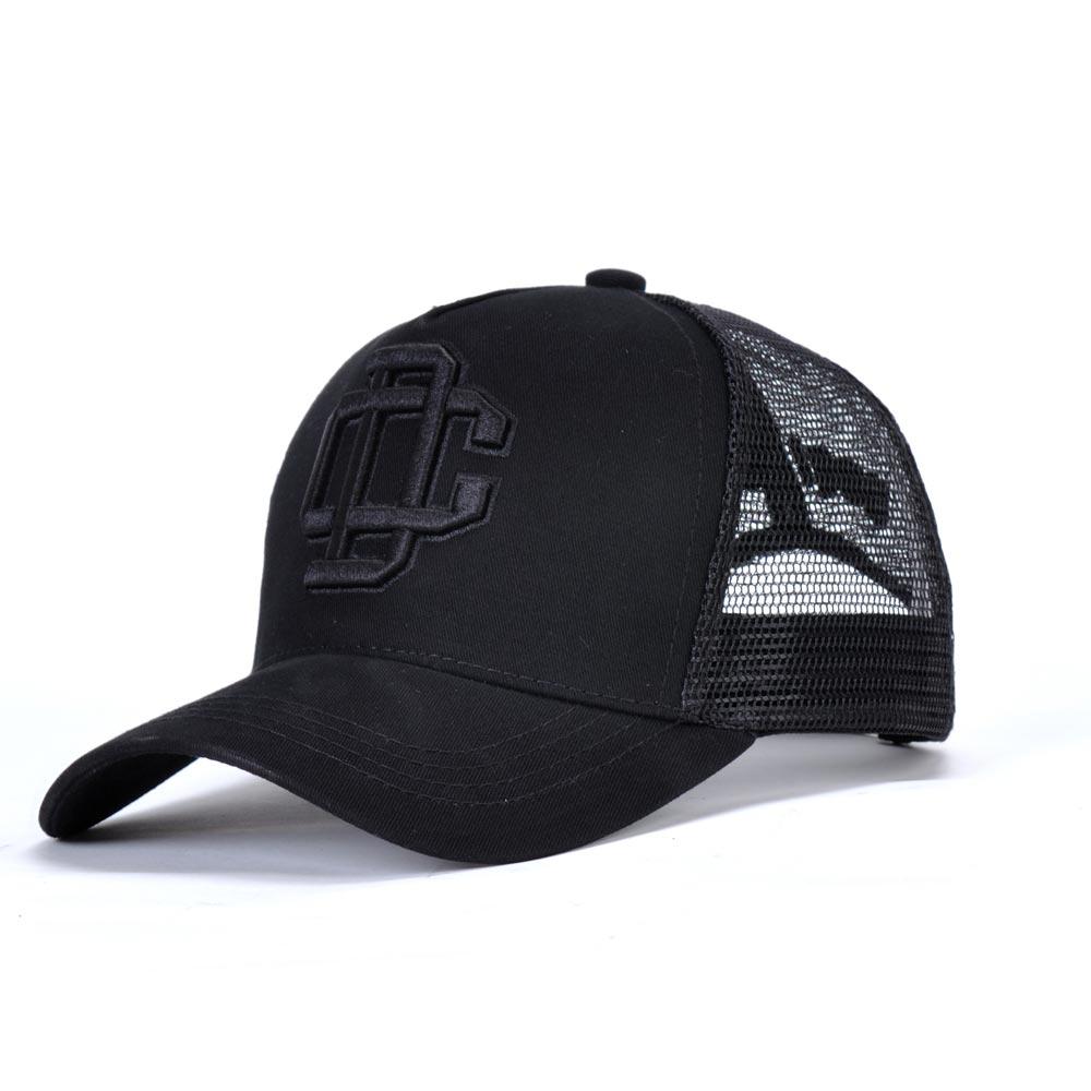 Men's Cap Bone-Trucker-Cap Snapback-Hats Baseball-Cap Men Hats Funny Black Fashion Women