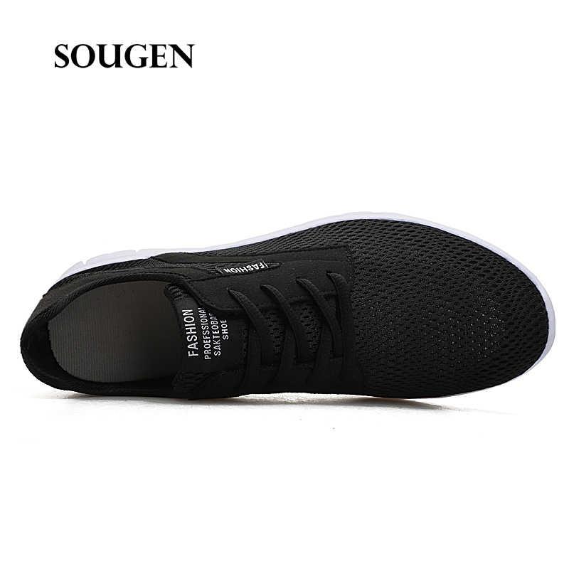ชายรองเท้าผู้ใหญ่ Tenis Masculino Adulto Zapatos De Hombre รองเท้าผ้าใบฤดูร้อนสำหรับ Krasovki Men Casual รองเท้า Chaussure Homme