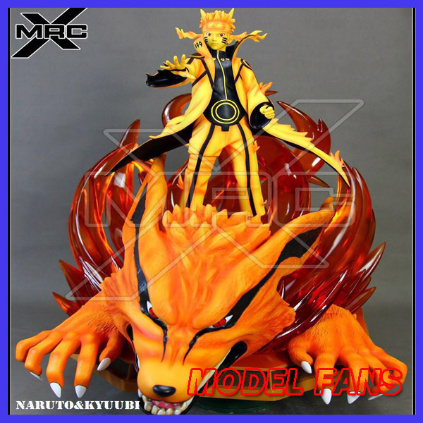 MODEL FANS IN-STOCK MRC 54cm NARUTO kyuubi Kurama mode GK resin statue contain light figure for Collection Handicrafts christian cross 3d model relief figure stl format religion 3d model relief for cnc in stl file format