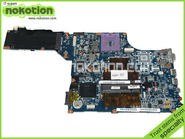 ФОТО laptop motherboard for SONY VGN-CS series MBX-196 A1562028A INTEL GM45 GMA 4500MHD DDR2 Mainboard Mother Board free shipping
