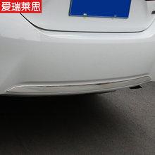 Heckklappe trim Für Toyota Corolla ALTIS E170 2014 2015 2016 2017 ABS chrom auto teile für toyota corolla 2015 zubehör YCSUNZ