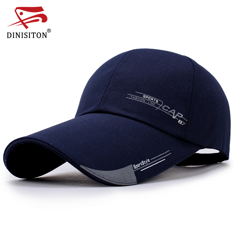 DINISITON 2019 New Unisex Summer Man   Baseball     Cap   Men Women   Caps   Quick Dry Hat Bone Male Climbing Running Sport Hats CLP