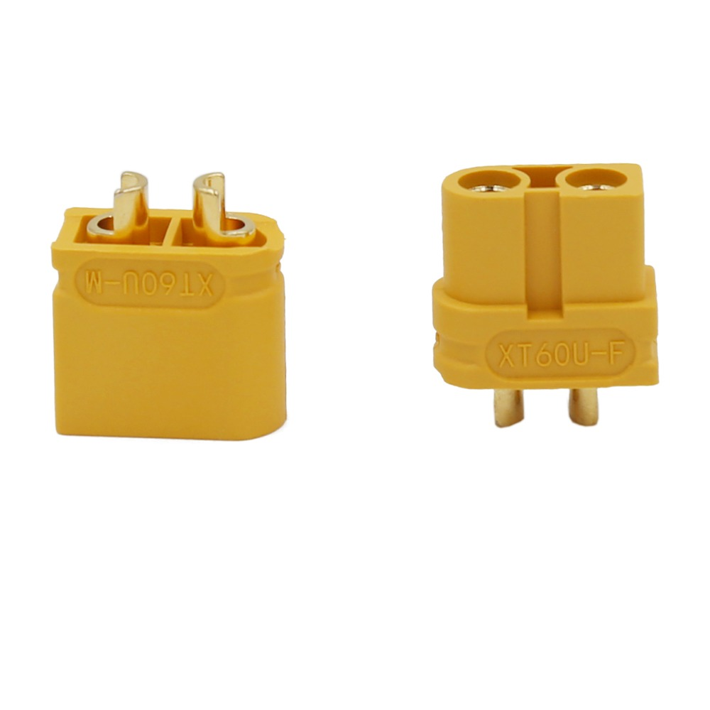 5 Pair Male and Female XT60 Upgrade Bullet Connector Plug For RC Lipo Battery
