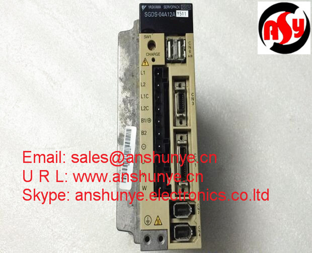 USED & TESTED WORKING 60 Days Warranty Periods SERVO DRIVER SERVOPACK SGDS-04A12AY511 used 100% tested mcdht3520e ac servo drive mcdht3520e for pan servo driver mcdht3520e