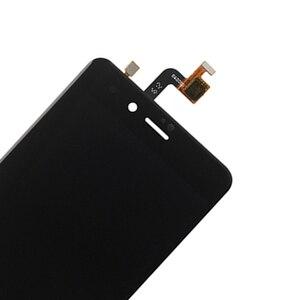 Image 5 - Zte ヌビア Z11 ミニ NX529j 5.0 新液晶 + タッチスクリーンデジタイザコンポーネント黒と白の 100% テスト + 物流追跡