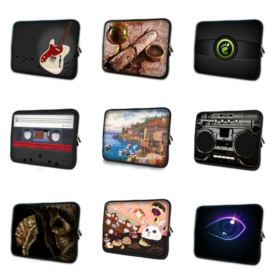 7 Laptop Bag 10.1 11.6 12 13.3 14.1 15.4 Waterproof Notebook 17 Neoprene Sleeve for Macbook Air Pro 13 Case NS-hot12