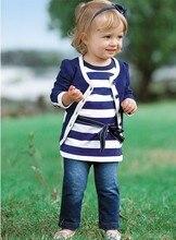 5 комплект / много, Девочка одежда комплект ( пальто + жилет + джинсы ), Одежда для младенцев комплект, Дети костюм дети одежда dr0011-9