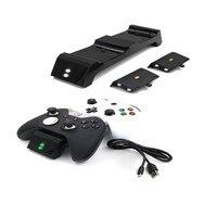 Thay sạc dock USB cáp dữ liệu Charger NIMH pin Cho Xbox One X/Xbox One S/Xbox One Elite/Xbox Một điều khiển