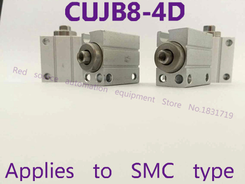 SMC type CUJB8-4 small free mounting cylinder CUJB8*4/CUJB8-16D/CUJB8*4DSMC type CUJB8-4 small free mounting cylinder CUJB8*4/CUJB8-16D/CUJB8*4D