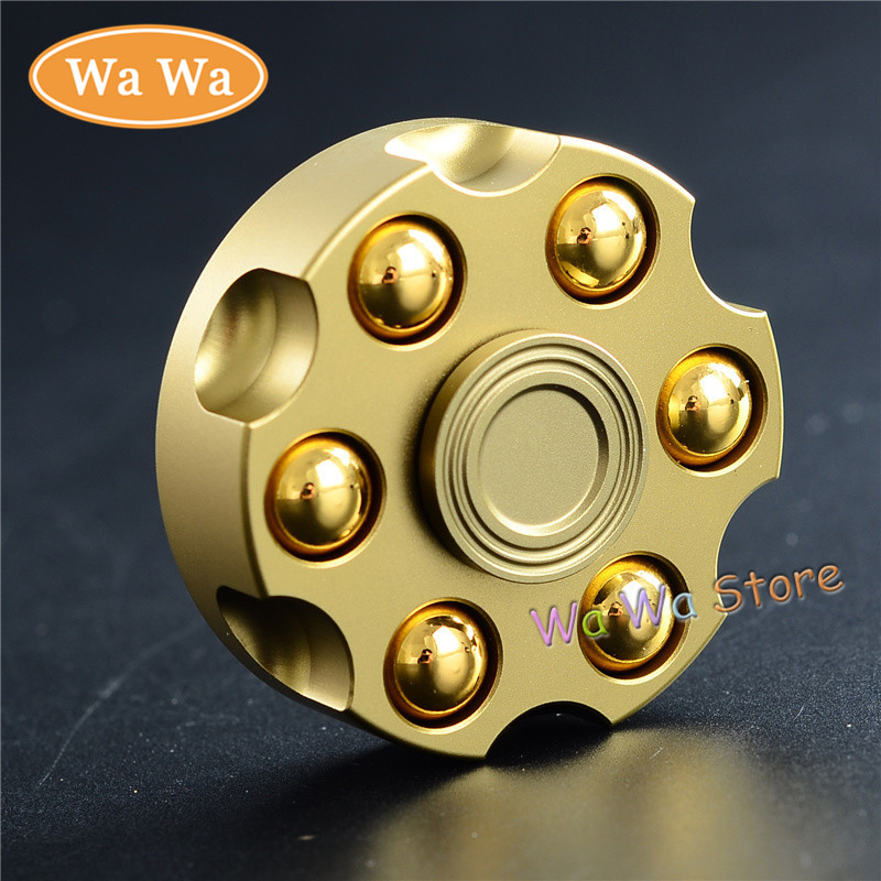 Round Copper New Torqbar Fidget Hand Spinner Tri spinner For Adult To Reduce Pressure Fidget Spinner