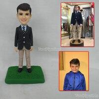 Geburtstag geschenke für schule jungen mann kinder frau Figuren Miniaturen souvenirs für geburtstag valentinstag geschenk für freundin statue-in Statuen & Skulpturen aus Heim und Garten bei