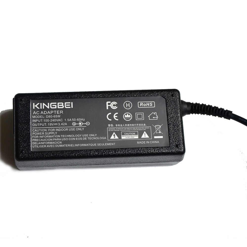 Laptop Batterie Adapter AC Ladegeräte Für ASUS K43SM K43TK K43BY K43SD K43SV K43U U3SG U30Jc Notebook Netzteil 19 V 3.42A 65 W