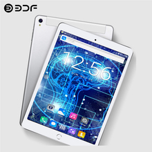 10.1 inch Android 7.0 Quad Core 1920x1200 IPS Tablet Pc 32GB ROM Built-in 3G Phone Call Dual SIM Card WiFi Bluetooth pc tablets