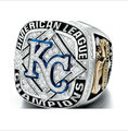 New arrival 2015 MLB Kansas City Royals American League Championship Ring, Custom Championship Rings for men jewelry