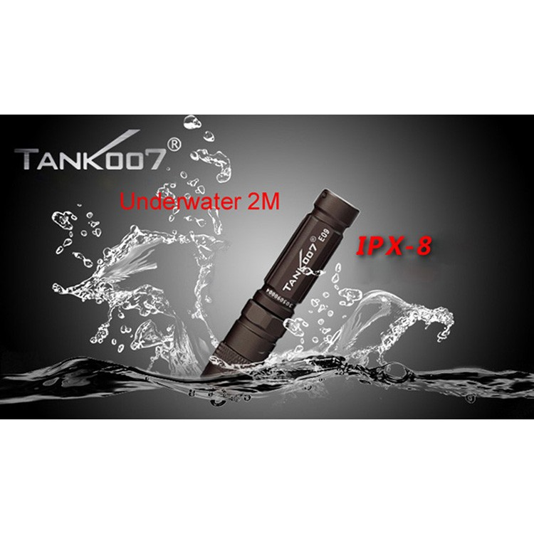 mini flashlight E09