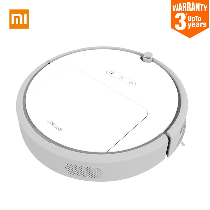 New Roborock Xiaowa Xiaomi MI Robot Vacuum Cleaner for Home Automatic Sweeping Dust Sterilize Smart Planned Mobile App Remote