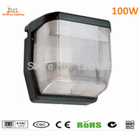 Наружного освещения потолка Крытый спальня Подпушка потолочный светильник лампы 100 Вт водонепроницаемый IP65 Индукции Потолочный светильни
