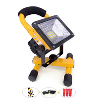 The Best 2400Lm Portable light Led Rechargeable Fishing light IP65 Outdoor Lighting Lamp For Outdoor Activities reflector led