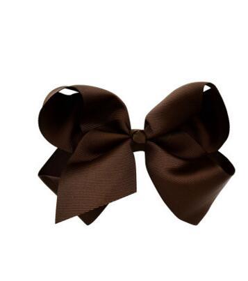 5 шт. Модная одежда для детей, Детская мода волос коготь точка лук Обувь для девочек Головные уборы набор заколок/Hairbands/резинки для волос Зако...