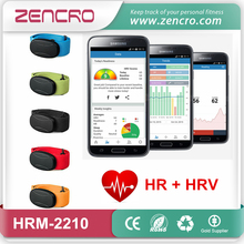 Fitness Health Tracker Bluetooth Heart Rate Strap Heart Rate Variability Monitor