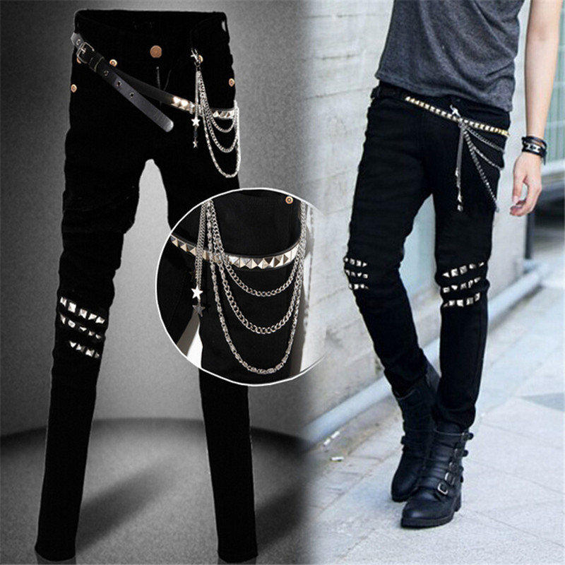 New Biker Hodisytian Pants